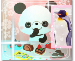 パンダとペンギン