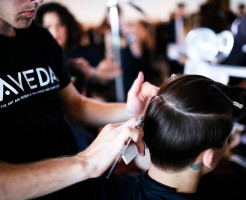 Behind the Scenes with Aveda™ – Public School SS14 – Mercedes-Benz Fashion Week New York Spring Summer 2014 – #MBFW #NYFW – September 8, 2013 – Creative Commons (cc) photos distributed by Mainstream via Aveda Corporation