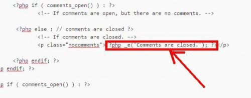 comments.cssの削除する部分が赤の2重枠で囲まれた画像です。